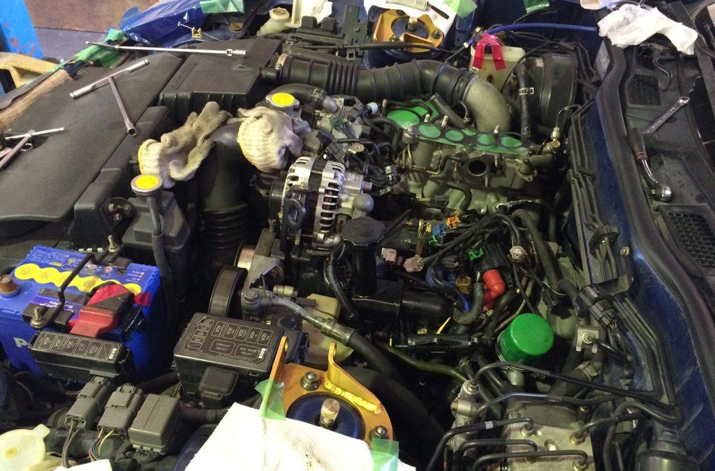 エンジンが不意に壊れた、、orz圧縮は単なる参考値という見解は甘い