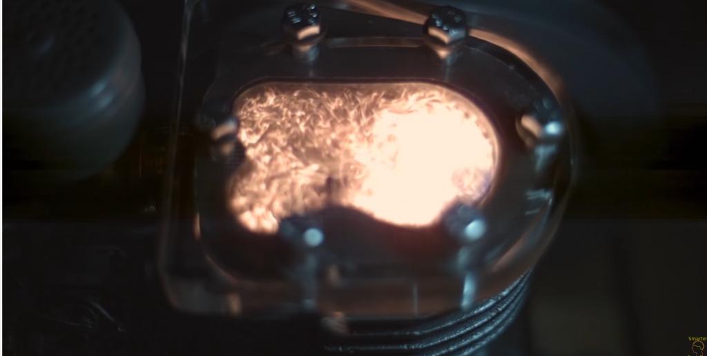 燃焼の参考動画