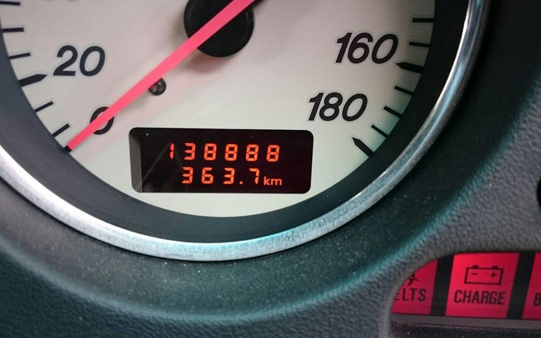 14万㎞でもまだ走れる