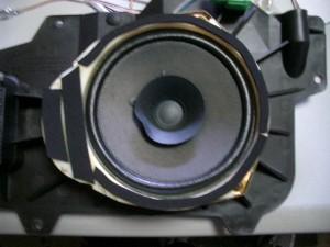 FD3S スピーカー 交換 デッドニング 5