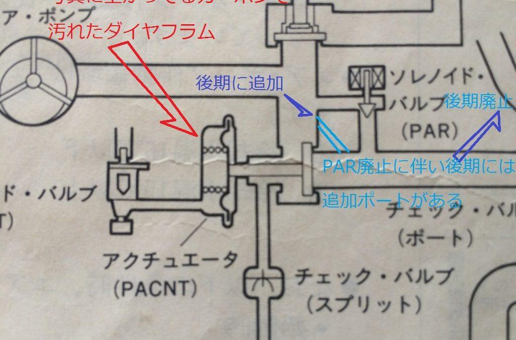 レモンバルブ(ACVチェックバルブ)の簡易点検