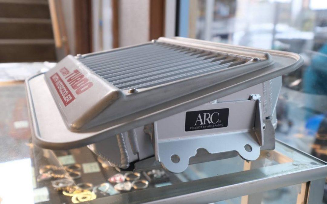 ARC FC3S & FD3Sインタークーラー販売開始