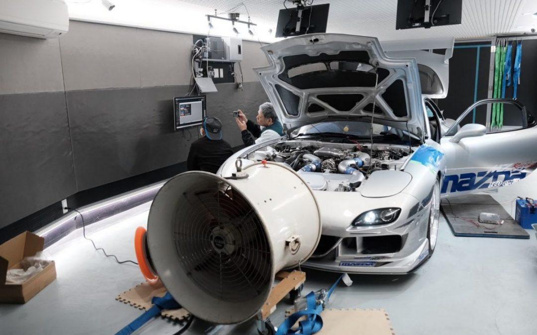 RX-7の中古車の最悪の結末
