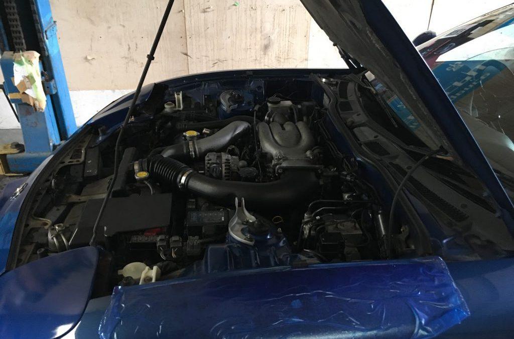 燃費が悪く、加速がのろい・・・エアポンプレスの結果