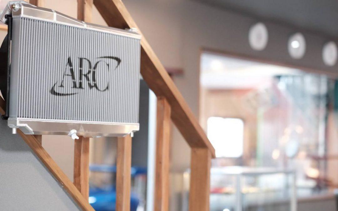ARC ラジエターとRECHARGE SPL 比較