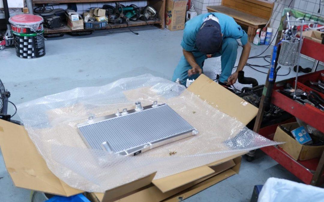圧縮測定 オイルジェット洗浄