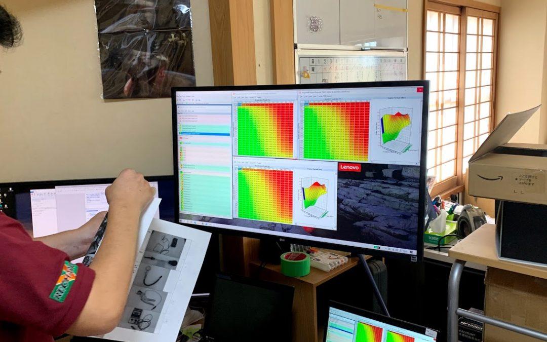 スカイアクティブの煤とEGRの関係