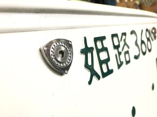 ロータリーボルトは(2000円)税別