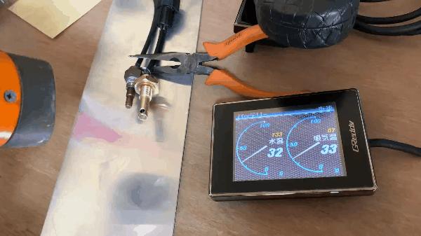超高速吸気温度センサー インプレ